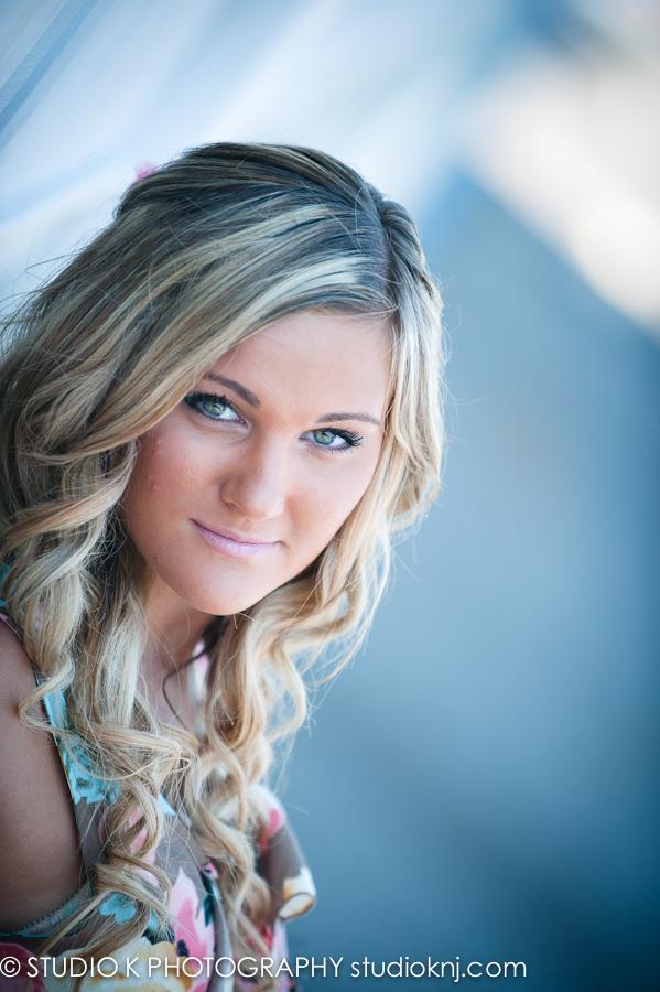 Nicole ~ Cherry Hill Senior Portrait Photographer » Studio K